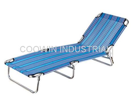 Lightweight Folding Beach Lounge Chair