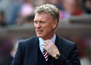 David Moyes: steering his Sunderland ship on to the rocks?