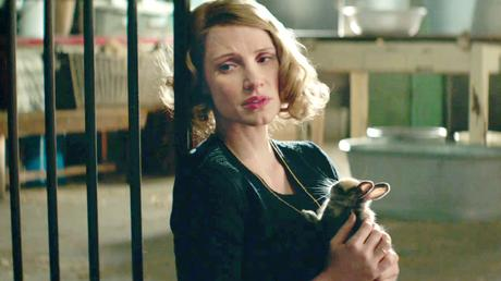 Film Review: The Zookeeper's Wife Thawed My Cynical Heart