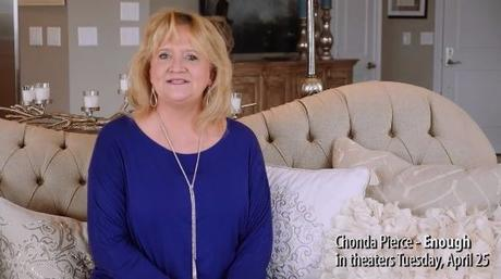 "Christian Comedian Chonda Pierce  ""Enough"" In Theaters for One Night Only"