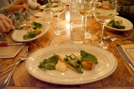 Rosemary's Farm Dinner