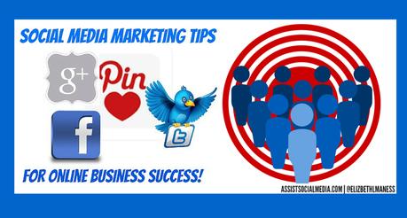 4 Social Media Marketing Tips