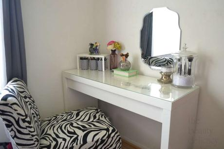 DIY Makeup Room Ideas, Organizer, Storage and Decorating