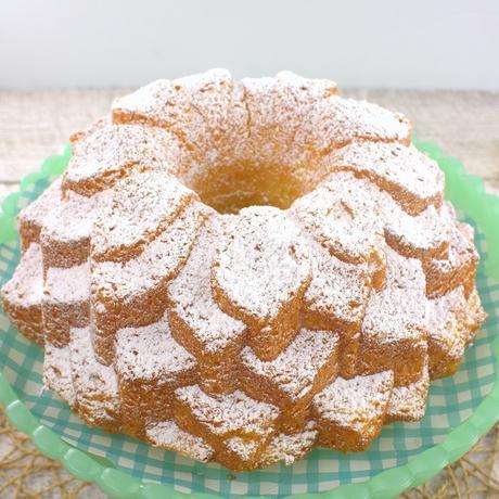Mimosa Bundt Cake