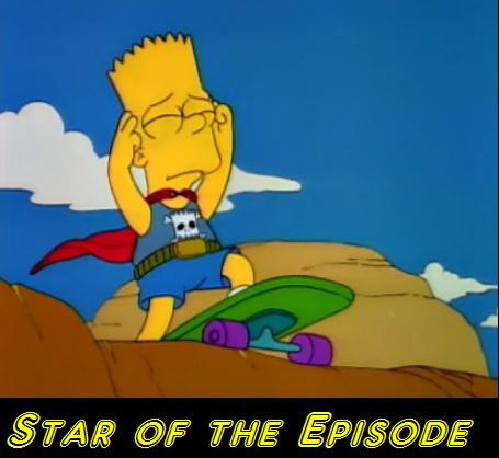 The Simpsons Challenge – Season 2 – Episode 8 – Bart the Daredevil
