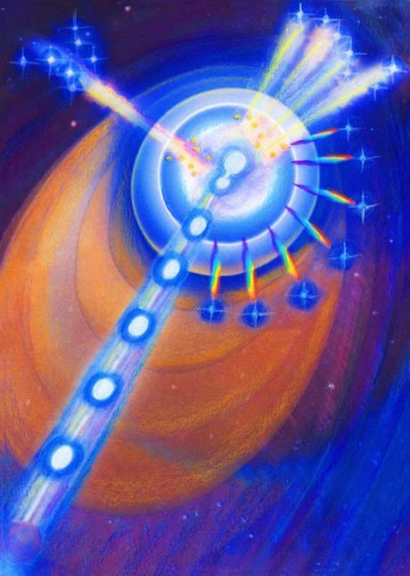 Taurus – Krishna's Flute, Microcosmic and Macrocosmic Centres