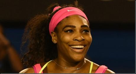 Serena Williams announces that she will have a baby.