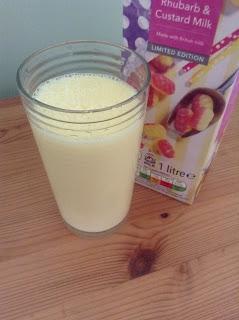 The Co Op Rhubarb & Custard Milk (Limited Edition)