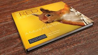 STUNNING NEW PHOTO BOOK HIGHLIGHTS THE PLIGHT OF THE RED SQUIRREL
