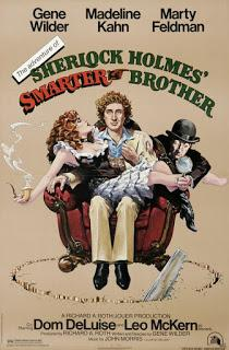 #2,341. The Adventure of Sherlock Holmes' Smarter Brother  (1975)