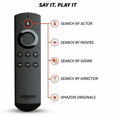 Amazon Fire TV Stick with Voice Remote now available in India