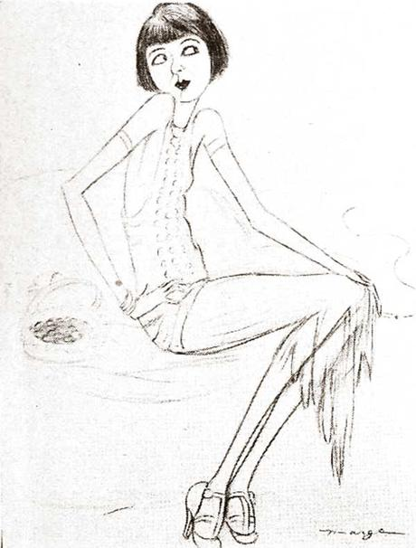 Colleen-Moore---Flapper-Illustration