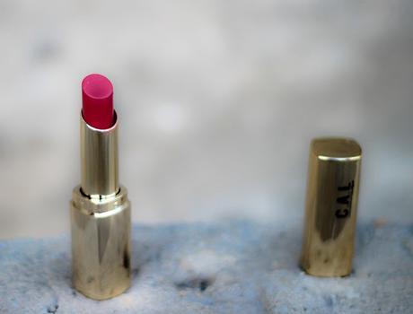 C.A.L. Lipstick in 03 Kareena - Dusty, Matte Pink Shade