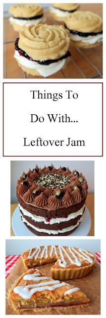 Things To Do With... Leftover Jam