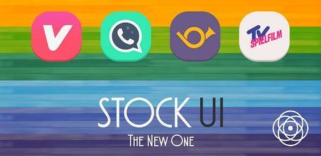 Stock UI – Icon Pack v155.0 APK