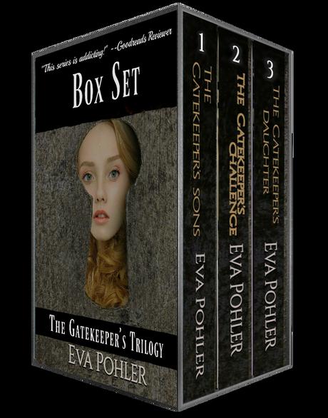 The Gatekeeper Trilogy Box Set by Eva Pohler @SDSXXTours @evapohler
