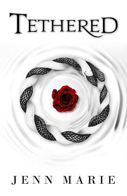 Tethered (Intertwined Series #2) by Jenn Marie COVER REVEAL @YABoundToursPR @AuthJennMarie
