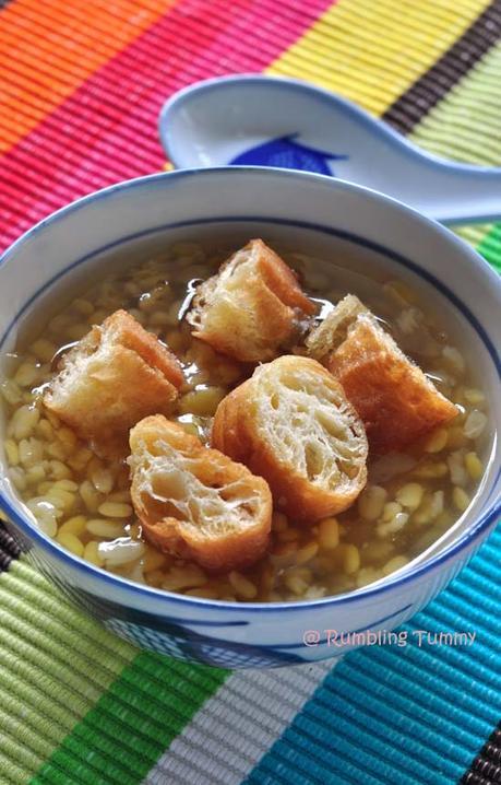 Tau Suan (Fried method)