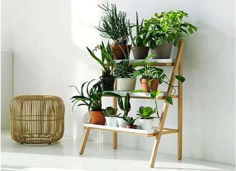 24 DIY Plant Stand ideas to Fill Your Home With Greenery