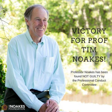 Professor Tim Noakes Found Innocent!