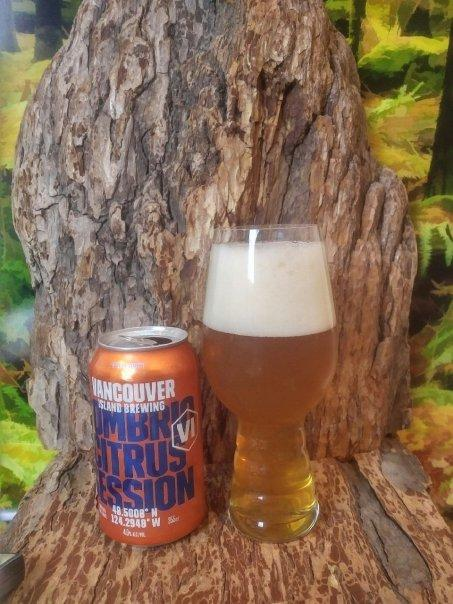 Sombrio Citrus Session – Vancouver Island Brewing