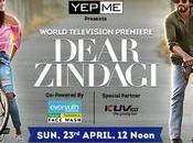 Dear Zindagi 23rd April Cinema, Reasons Watch This World Television Premiere