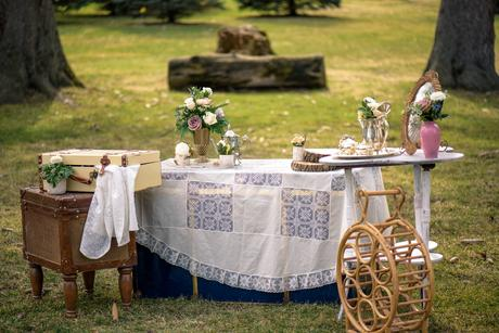 Rustic, Romantic and Eclectic