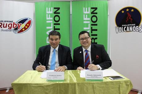 Herbalife Partners With Philippine Volcanoes