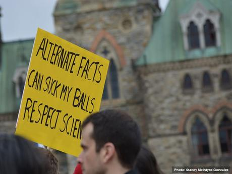 #Photos #MarchforScience #Ottawa on #EarthDay #News 2017 #Canada