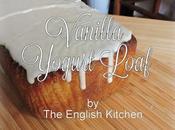 Vanilla Yogurt Loaf
