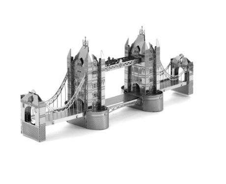 Tower Bridge Metal Model Building Kit