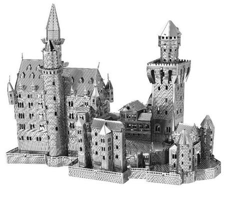 Top 10 Awsome and Incredibly Detailed Metal Construction Kits