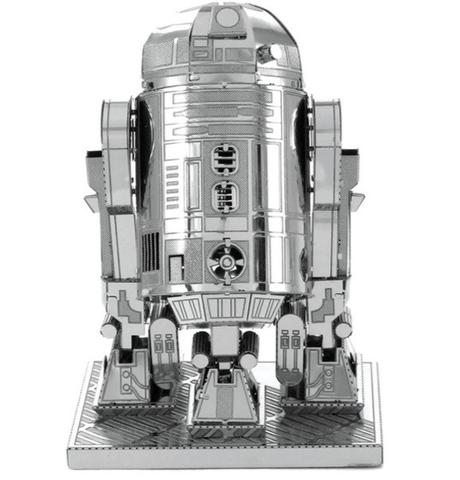 StarWars R2D2 Metal Model Building Kit
