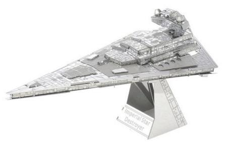 Star Wars: Imperial Star Destroyer Metal Model Building Kit