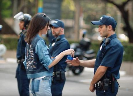 The Spirit of '17, or Protests Go Better With Pepsi