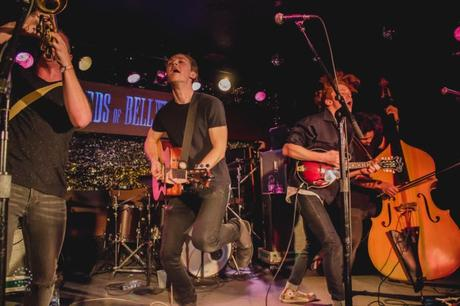 CMW 2017: UTA / Julian Taylor Band with One Bad Son, Birds of Bellwoods and Friends