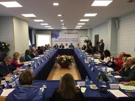 Strengthening the Capacity of an Albanian Business Coalition in Policy Advocacy