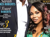 Toure'Roberts Sarah Jakes Roberts Cover Issue Sheen Magazine