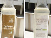 Review Pure Sure Organic Cold Pressed Coconut