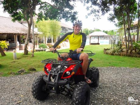 Bluewater Panglao Beach Resort ATV