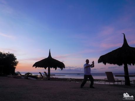 Bluewater Panglao Beach Resort Exercise