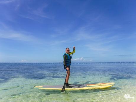 Bluewater Panglao Beach Resort Stand-up Paddleboard