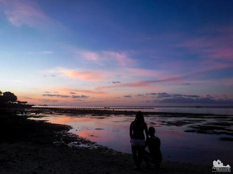 Bluewater Panglao Beach Resort Sunrise