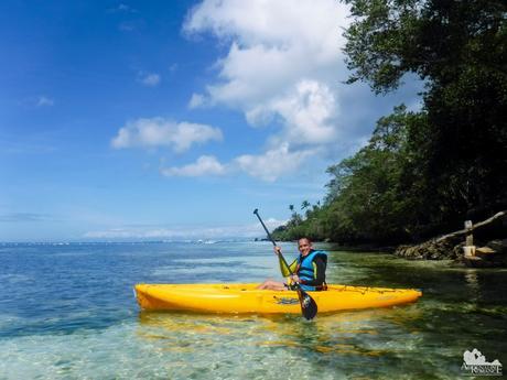 Bluewater Panglao Beach Resort Kayaking