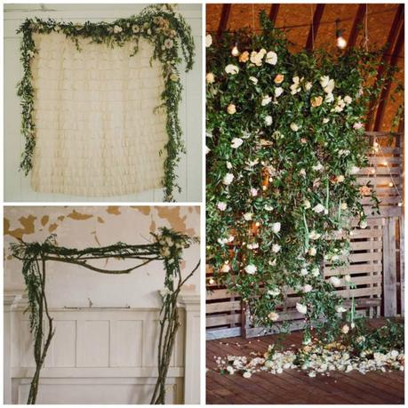 New and Amazing Wedding Backdrop Ideas