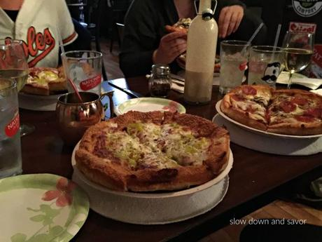 Barfly's   AMAZING PIZZA ALERT