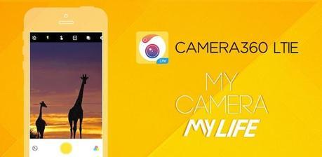 Camera360 Lite Selfie Camera Paperblog