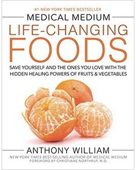 Life-Changing Foods from the #MedicalMedium: #BookReview