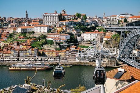 Porto from Jardim do Morro, Vila Nova de Gaia