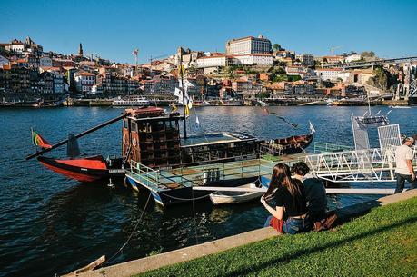 Cais de Gaia and the Douro River